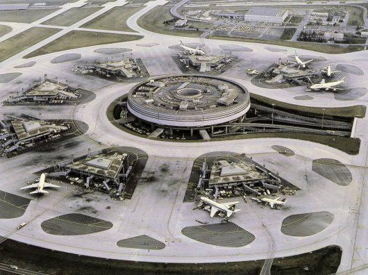 Visite des trieurs bagages à Paris Charles-de-Gaulle