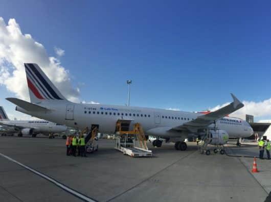 L'initiative d'Air France pour améliorer son empreinte environnementale
