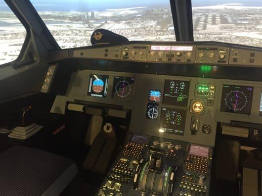 Iflight Paris : un simulateur d'A330 en plein cœur de Paris