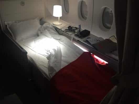 La Première Air France entre Paris et Singapour