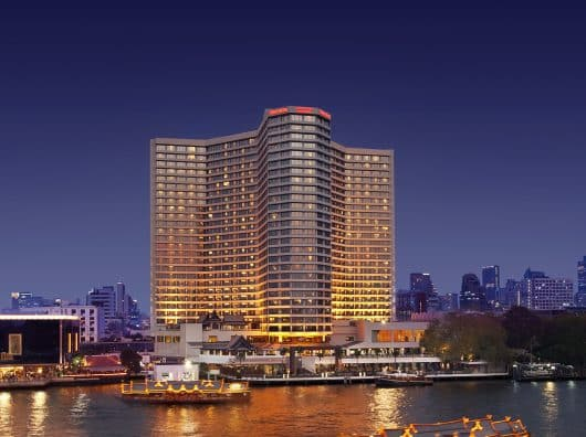 Royal Orchid Sheraton Bangkok - Executive Suite