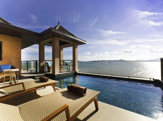 The Westin Siray Bay Resort & Spa, Phuket, Suite Discovery. Un rêve.