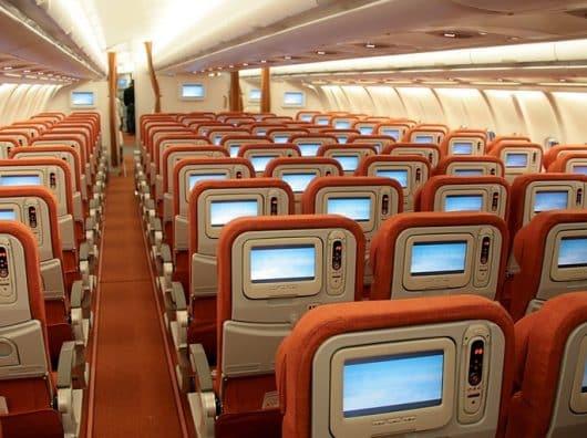 Test : Aeroflot en classe économique - Mieux que ce que l'on peut attendre