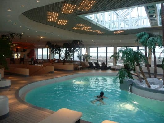 Sheraton Munich ArabellaPark : Prestations solides, mais hôtel sans grand charme