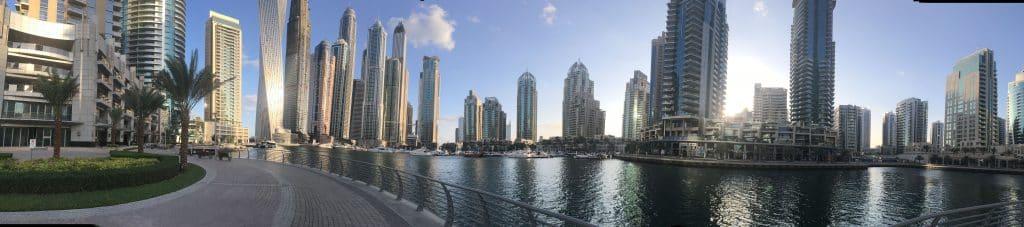 Dubai Marina Promenade