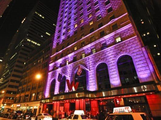 W Chicago City Center : Une solide expérience hôtelière dans le loop