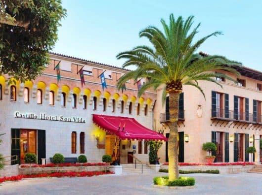 Hotel Castillo Son Vida : luxe, calme et sérénité à Palma de Majorque