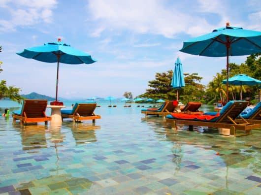 Naka Island Phuket : un havre de paix