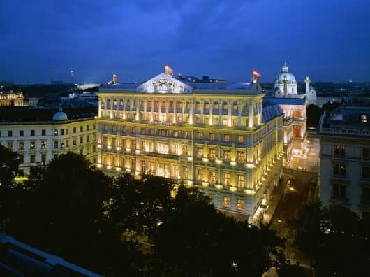 Hotel Imperial Vienna : Tout le charme de l'histoire
