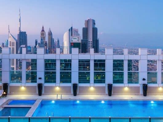 Sheraton Grand Hotel Dubaï : un sans faute