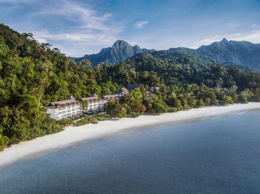 The Andaman, Langkawi : Le plus bel endroit de la terre, après le ciel ?