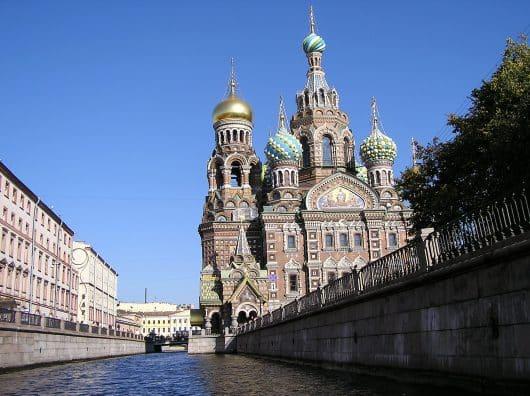 Carnet de voyage : Saint-Pétersbourg
