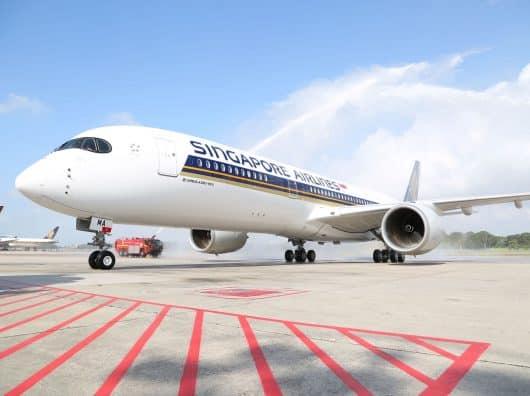 Singapore Airlines relance le vol le plus long du monde