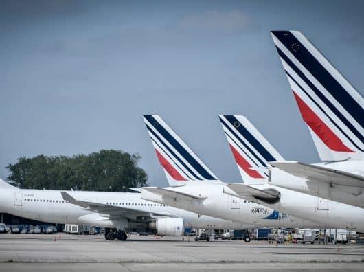 Air France touche le fond