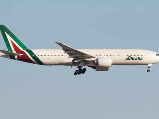 Sauvetage d'Alitalia : maintenant China Eastern ?