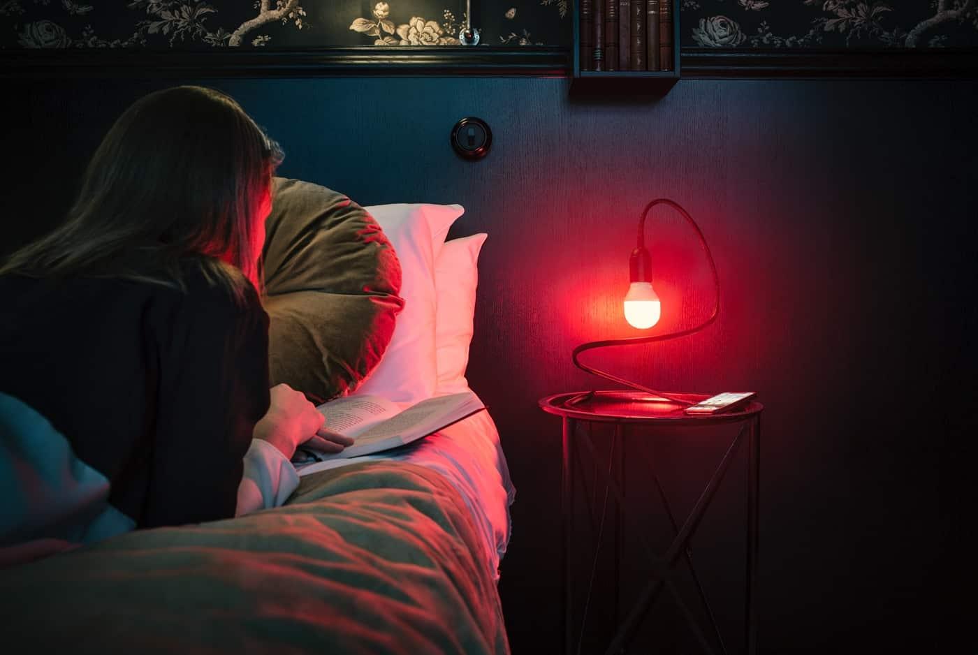 Skärmfri Lamp