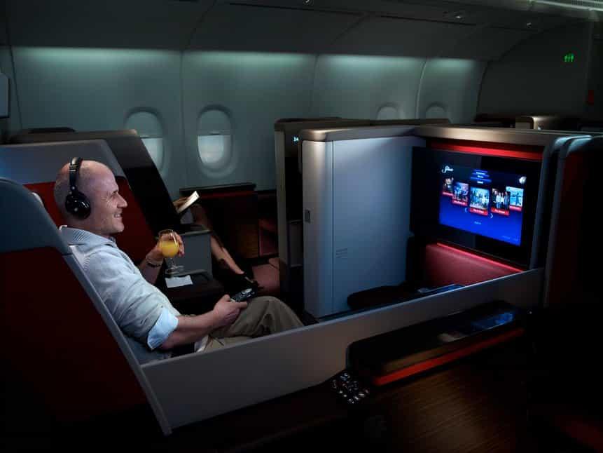 Malaysia business Suite sur A380