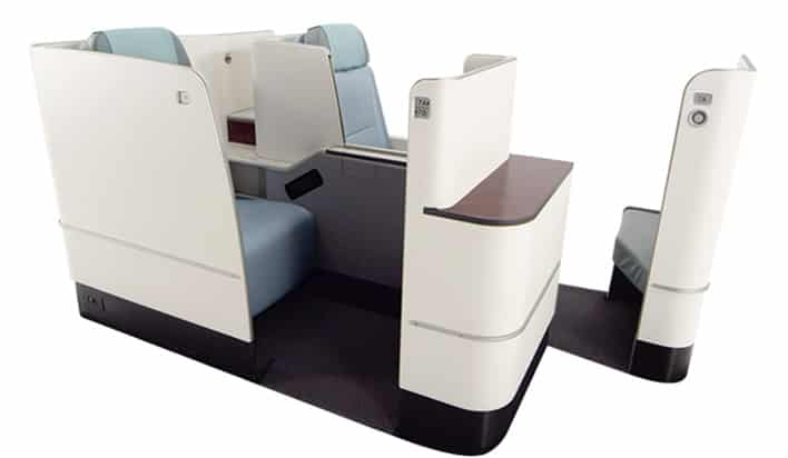 Korean Business Class