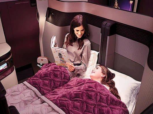 Des tarifs alléchants pour Qatar Airways au départ de l'Europe en business class (L'asie à partir de 1500€)