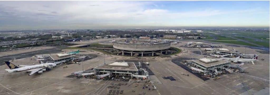 Roissy Terminal 1