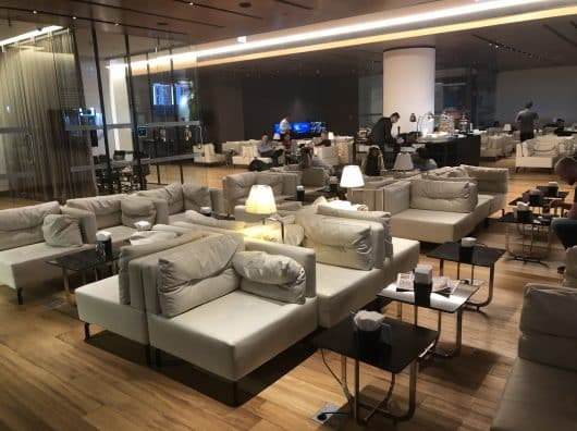 Review : Turkish Airlines Domestic CIP lounge à Istanbul, business, vols domestiques,