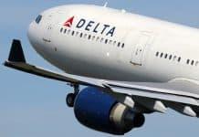 A330 de Delta Airlines