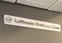 Bulkhead - LH Business Class Moyen Courrier