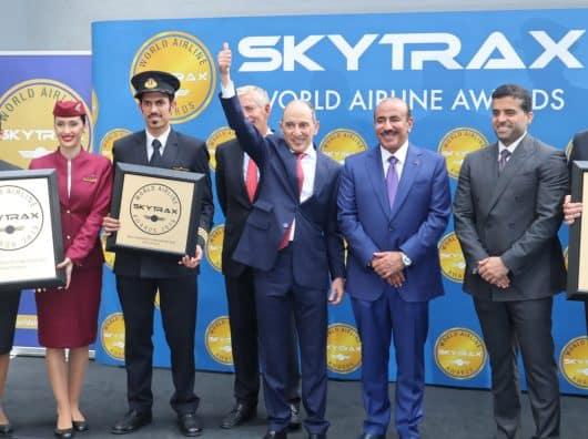 Qatar meilleure compagnie en 2019, résultats et autres drôleries du classement Skytrax 2019