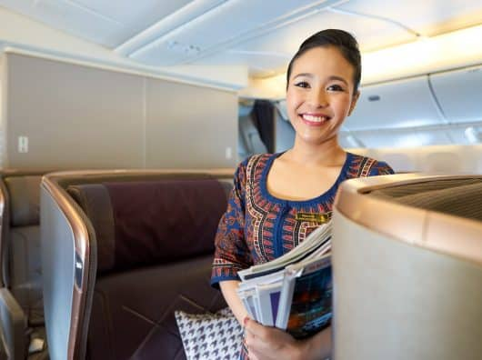 """Promo : Singapore Airlines et son """"offre magique"""" pour la rentrée !"""