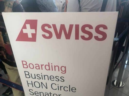 Review : Swiss Business, Paris-Zurich, Airbus A320