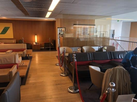 Review : Air France Business Lounge - Paris CDG 2E-K