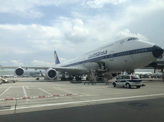 Review : Lufthansa First Class, Frankfurt - Beijing, Boeing 747-8i