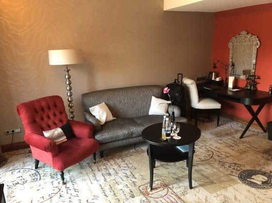 Review : Hotel Telegraaf, Autograph Collection, Tallinn, Executive Suite
