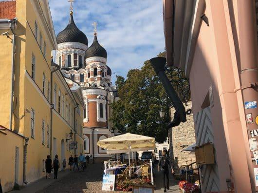 Carnet de voyage : Tallinn
