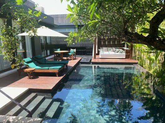 Review : W Bali, Marvelous Villa