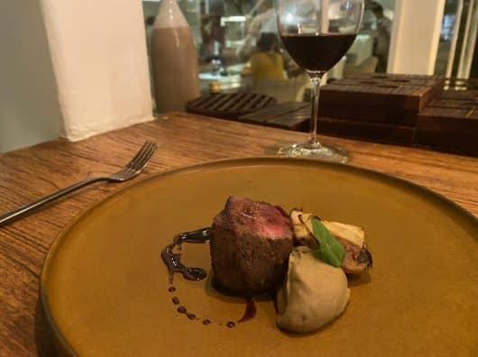 Review : Restaurant Mauri, Seminyak, Bali. La pépite italienne de Bali.