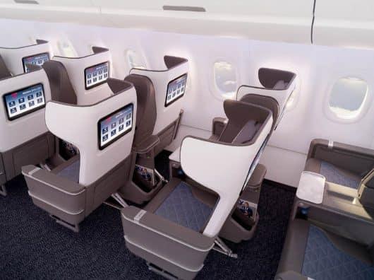 Une nouvelle First pour les vols intérieurs de Delta sur l'A321Neo
