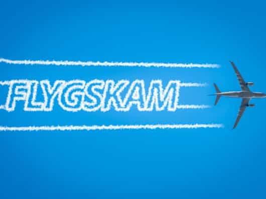 Environnement et honte de prendre l'avion (flygskam): des français sensibilisés mais submergés d'idées reçues