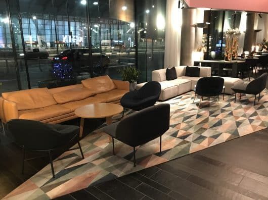 Review : Renaissance Warsaw Airport, Suite Présidentielle