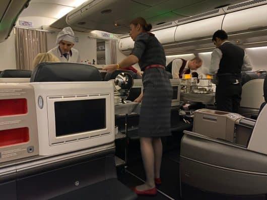 Review : Turkish Airlines Business Class entre Istanbul et Phuket sur A330
