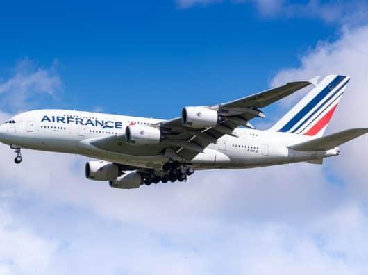 Clap de fin pour l'A380 chez Air France