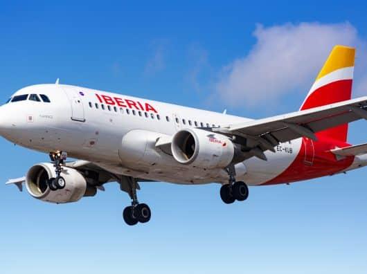 Quel service sur Iberia avec les restrictions sanitaires du COVID ?