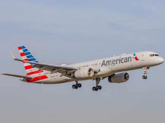Quel service sur American Airlines avec les restrictions sanitaires du COVID ?