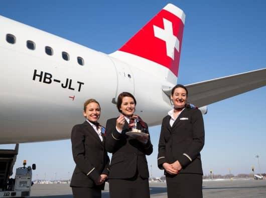 Quel service sur Swiss avec les restrictions sanitaires du COVID ?