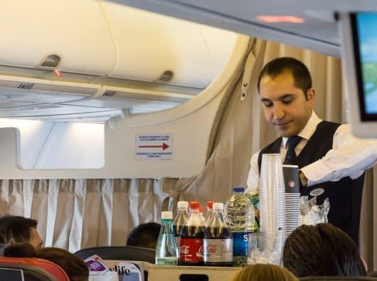 Quel service sur Turkish Airlines avec les restrictions sanitaires du COVID ?