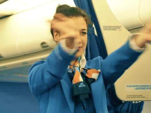 Quel service sur KLM avec les restrictions sanitaires du COVID ?