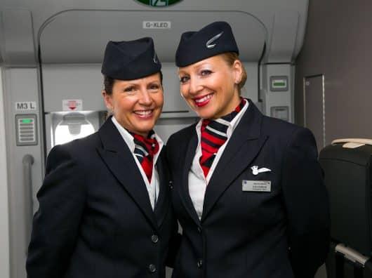 Quel service sur British Airways avec les restrictions sanitaires du COVID ?