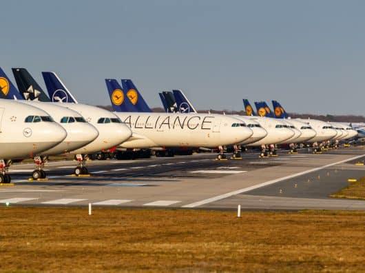 D'où vient l'argent qui a sauvé les compagnies aériennes ?