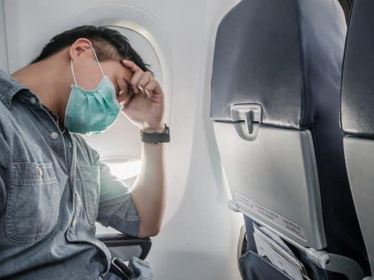 En avion tous les masques ne sont pas autorisés