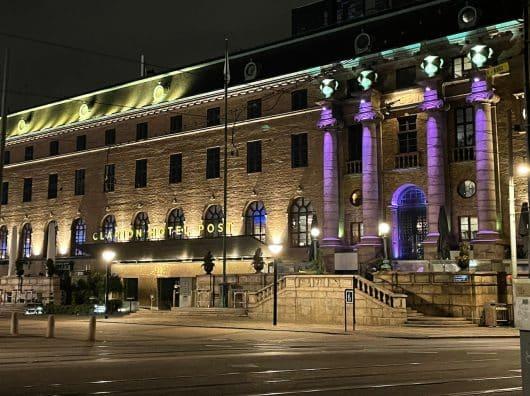 Clarion Hotel Post Goteborg. Premium et bien placé